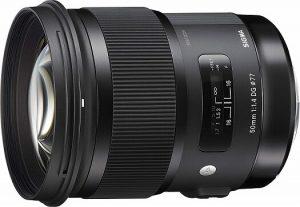 Sigma 50mm lenses