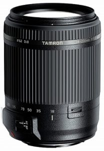 TAMRON AF18-200mm