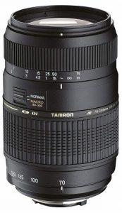 Tamron camera lenses