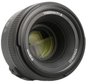 Yongnuo 50mm lens