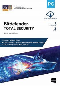 BitDefender Total Security Latest Version