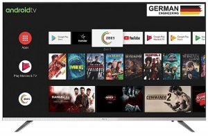 METZ 101 cm Full HD Certified Android Smart LED TV