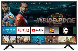 Onida 108 cm (43 Inches) Full HD Smart IPS LED TV