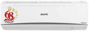 Sanyo 1 Ton 5 Star Inverter Split AC