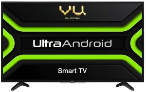 Vu 108 cm Full HD UltraAndroid LED TV